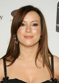 Jennifer Tilly at the Urban Health Institutes second annual celebrity poker championship.