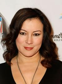 Jennifer Tilly at the 6th Annual World Poker Tour Invitational Kick Off.