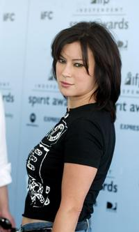 Jennifer Tilly at the 2003 IFP Independent Spirit Awards.