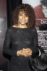 Beverly Todd at the Dionne Warwick: 45th Anniversary Spectacular.