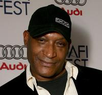 Tony Todd at the world premiere of