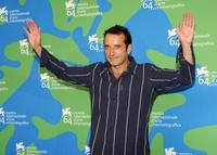 Bruno Todeschini at the photocall of