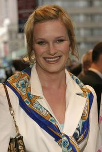 Nicholle Tom at the opening night of