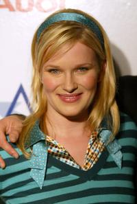 Nicholle Tom at the screening of