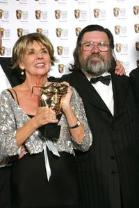 Sue Johnston and Ricky Tomlinson at the British Academy Television Awards.