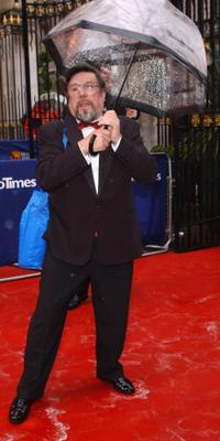 Ricky Tomlinson at the British Academy Television Awards.