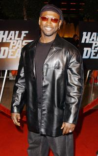 Joe Torry at the Los Angeles premiere of