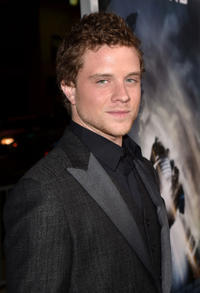 Jonny Weston at the California premiere of