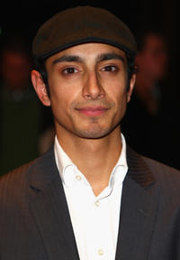 Riz Ahmed at the world premiere of