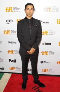 Riz Ahmed at the Canada premiere of