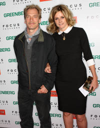 Julian Sands and Susan Traylor at the California premiere of