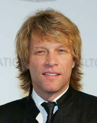 Jon Bon Jovi at the 15th Annual Elton John AIDS Foundation Academy Awards viewing party.