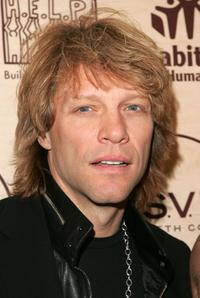 Jon Bon Jovi at the