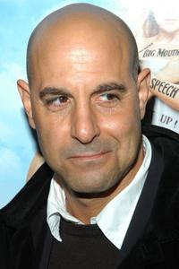 Stanley Tucci at the premiere of