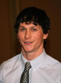 Jonathan Tucker at NBC's Winter Press Tour in Pasadena.
