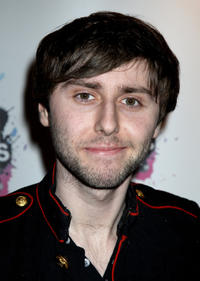 James Buckley at the Shockwaves NME Awards 2010 in London.