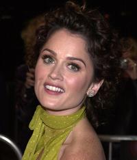 Robin Tunney at the Los Angeles premiere of