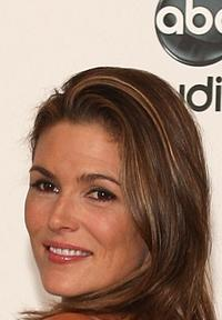 Paige Turco at the 2007 ABC All Star Party.