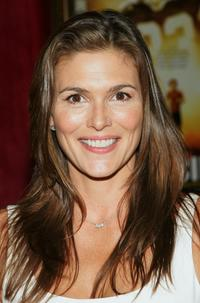 Paige Turco at the premiere of