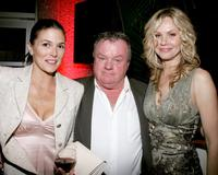 Paige Turco, Jack McGee and Andrea Roth at the New York premiere of