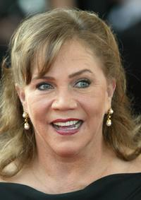 Kathleen Turner at the 57th Cannes Film Festival premiere of