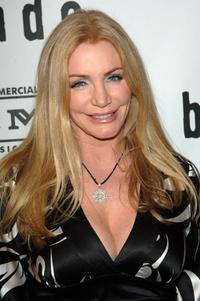 Shannon Tweed attends the premiere and party for TCM's