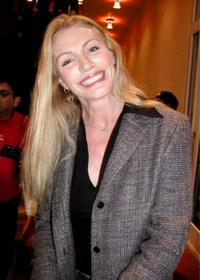 Shannon Tweed at the booksigning of