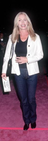Shannon Tweed at the premiere of