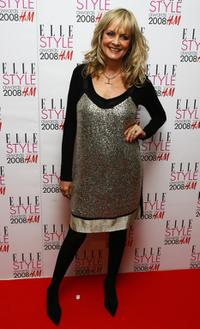 Twiggy at the Elle Style Awards 2008.
