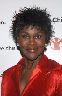 Cicely Tyson at the 'Kids Night Out' Celebrating Children by Save The Children.