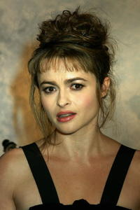 "Helena Bonham Carter at the premiere of ""Corpse Bride"" in Paris, France."