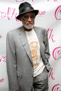 Melvin Van Peebles at the Deborah Gregory's book release party of