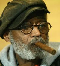 Melvin Van Peebles at the 54th Berlinale Film Festival.