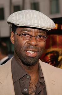 Courtney Vance at the premiere of