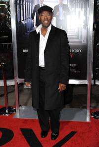 Courtney Vance at the California premiere of