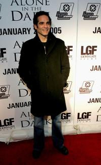 Yul Vazquez at the release party of