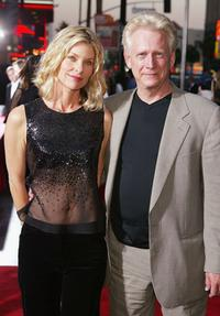 Kate Vernon and Bruce Davison at the world premiere of