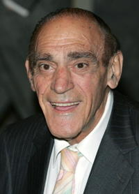 Abe Vigoda at the Friars Club roasting of Jerry Lewis.