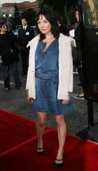 Natasha Gregson Wagner at the premiere of