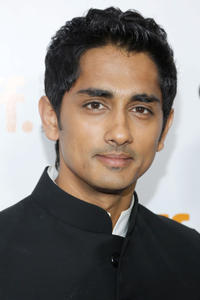 Siddharth Narayan at the premiere of
