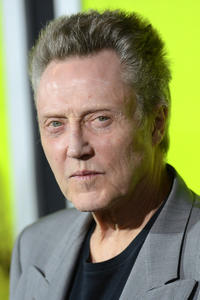 Christopher Walken at the premiere of