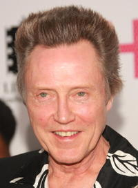 Christopher Walken at the N.Y. premiere of