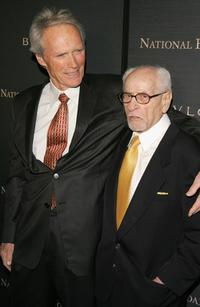 Eli Wallach and Clint Eastwood at the 2006 National Board Of Review Awards Gala.