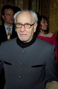 Eli Wallach at the after party for