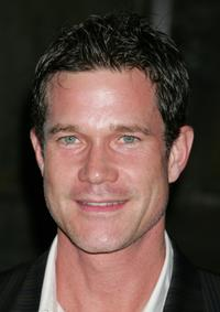 Dylan Walsh at the