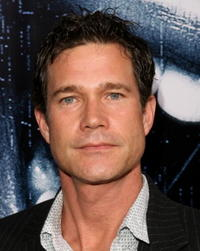 Dylan Walsh at the world premiere of Screen Gems'