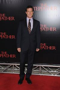 Dylan Walsh at the New York premiere of