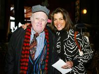 M. Emmet Walsh and Wendie Malick at the after party for the premiere of