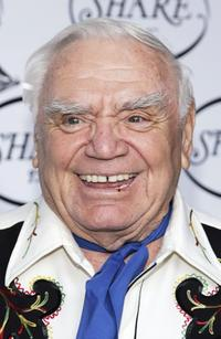 Ernest Borgnine at 53rd Annual Boomtown Benefit.