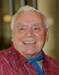 Ernest Borgnine at the 19th Annual Golden Boot Awards.